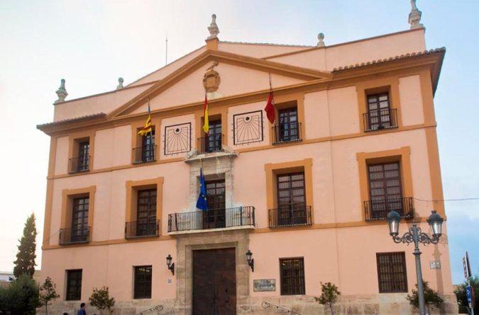 Palacio de los Condes de Villapaterna, en Paterna