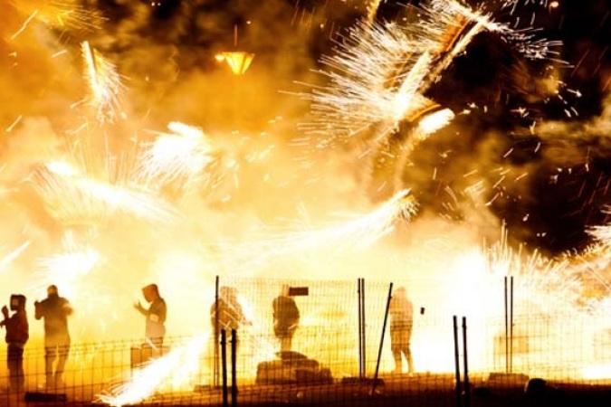 La Cordà de las Fiestas Mayores de Paterna