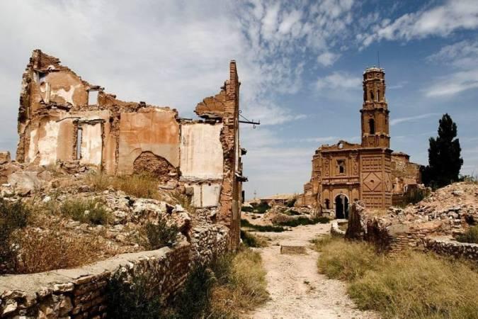5 bellos pueblos abandonados