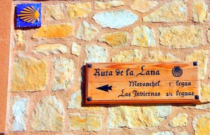 La Ruta de la Lana, otra forma de hacer el Camino de Santiago