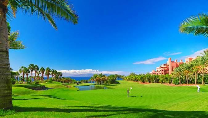 Abama Golf, un gran campo de golf en Tenerife