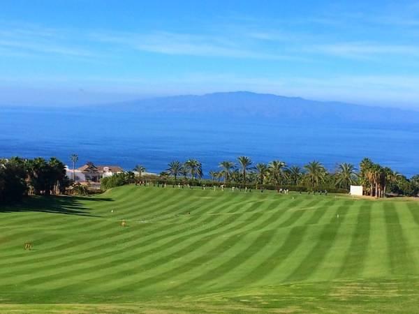 Academia del Abama Golf, en Guía de Isora, Tenerife