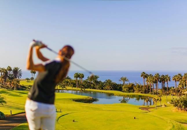 Abama Golf, en Guía de Isora, Tenerife