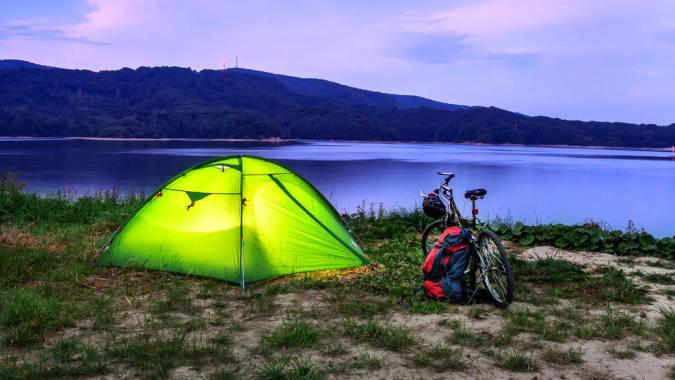 Lugares para acampar en España