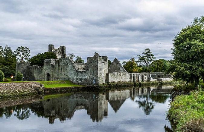 Adare, uno de los pueblos más bellos de Irlanda