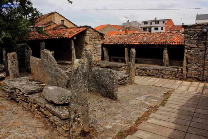 Os Pendellos de Agolada, en Pontevedra