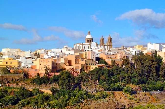 Agüimes, sol todo el año en la isla de Gran Canaria