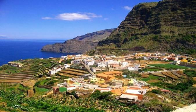 Agulo, el bombón de la isla de La Gomera