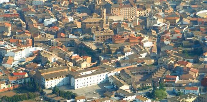 Alagón, capital de la Ribera Alta del Ebro, en Zaragoza