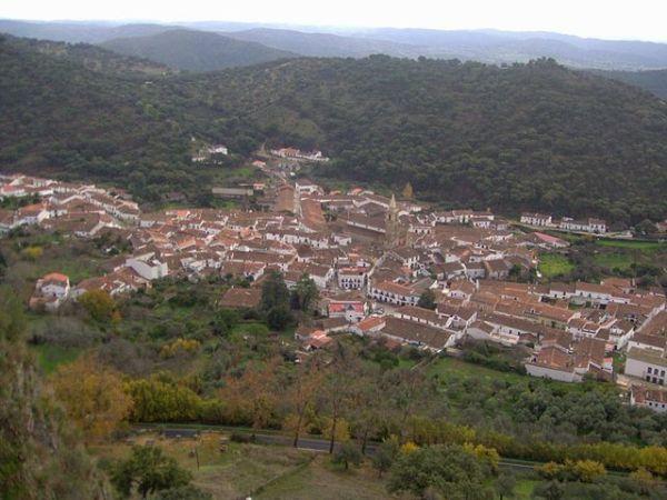 Alájar, una pequeña joya en la Sierra de Aracena, en Huelva