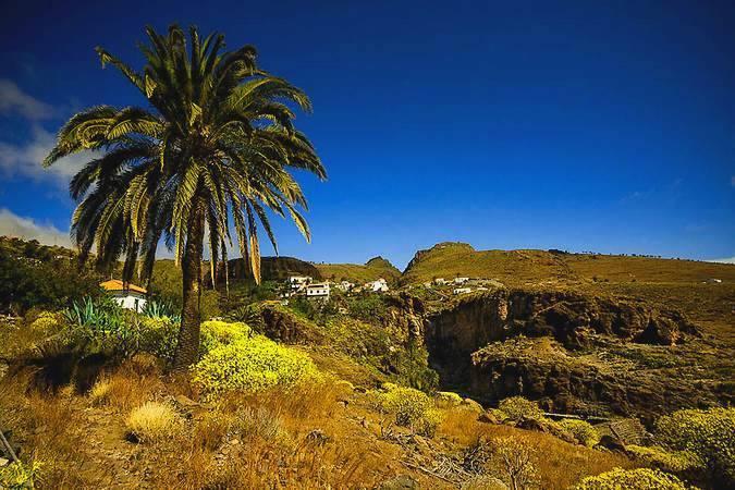 Alajeró, un encantador destino en La Gomera