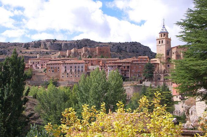 Albarracín, un pueblo lleno de encanto en Teruel