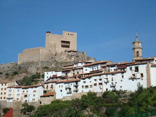 Alcala de la Selva, en la provincia aragonesa de Teruel