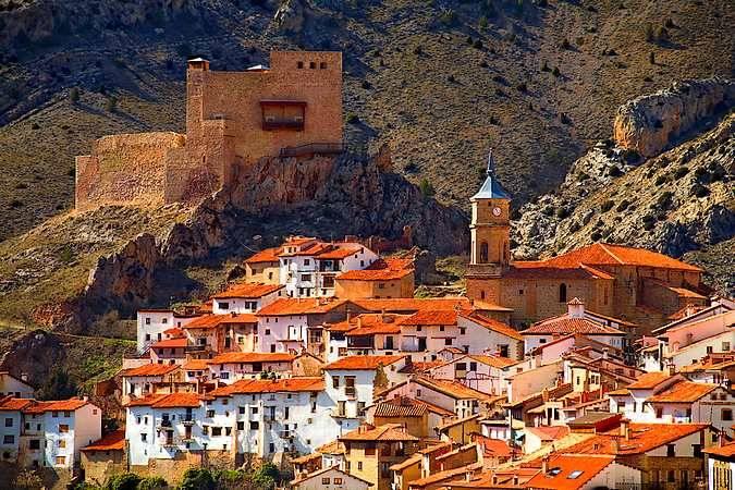 Alcalá de la Selva, en Teruel