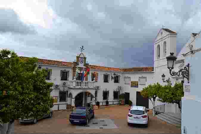 Pueblos blancos de Málaga: Alcaucín