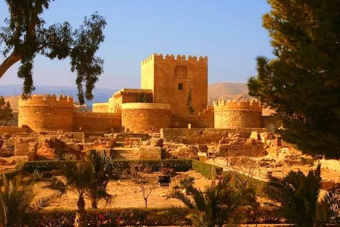 La Alcazaba de Almería, la más grande de España