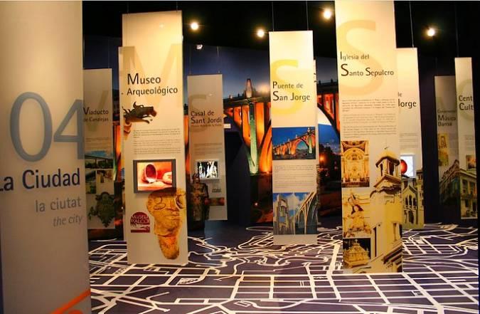 Museo Explora e Isurus, en Alcoy