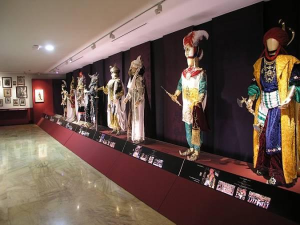 Museo de las Fiestas de Moros y Cristianos de Alcoy