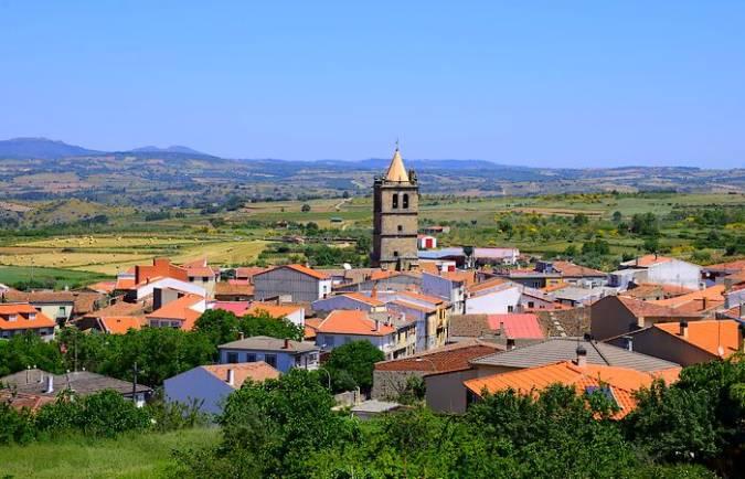 Aldeadávila de la Ribera, un pueblo de cine en Salamanca
