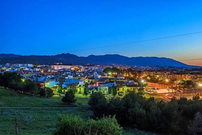 El municipio malagueño de Alhaurín de la Torre