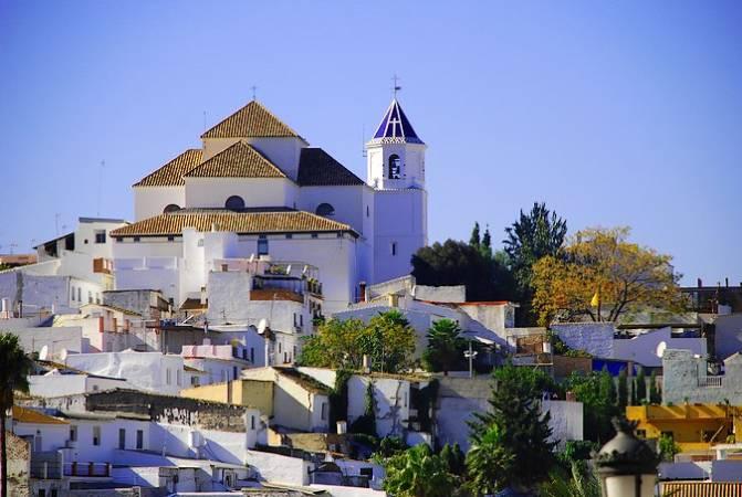 Alhaurín el Grande, un bonito pueblo blanco malagueño