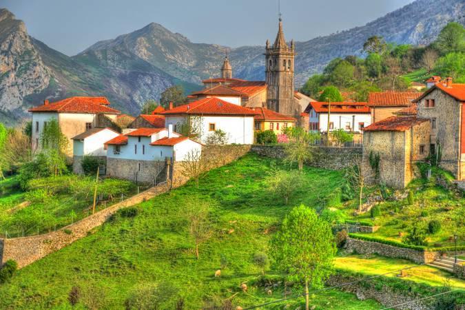 Alles, un pueblo asturiano que enamora
