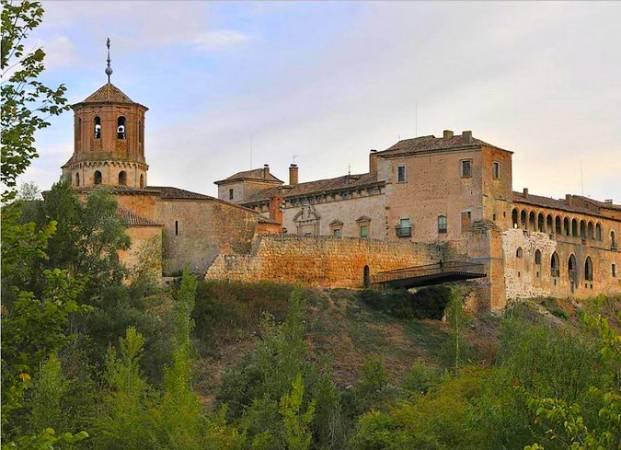 La ilustre villa soriana de Almazán