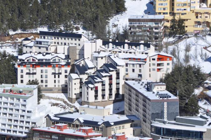 Monte Gorbea Apartamentos