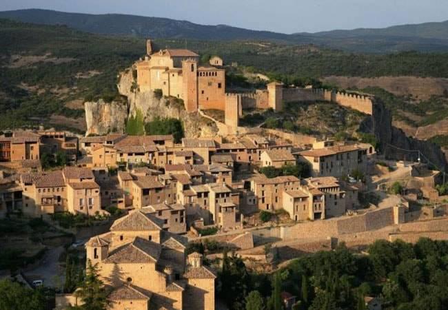 Alquézar: impresionante villa medieval en Huesca