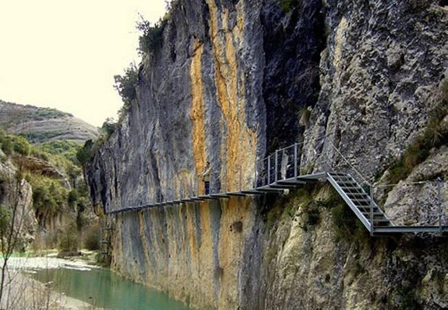 Turismo activo en Alquézar