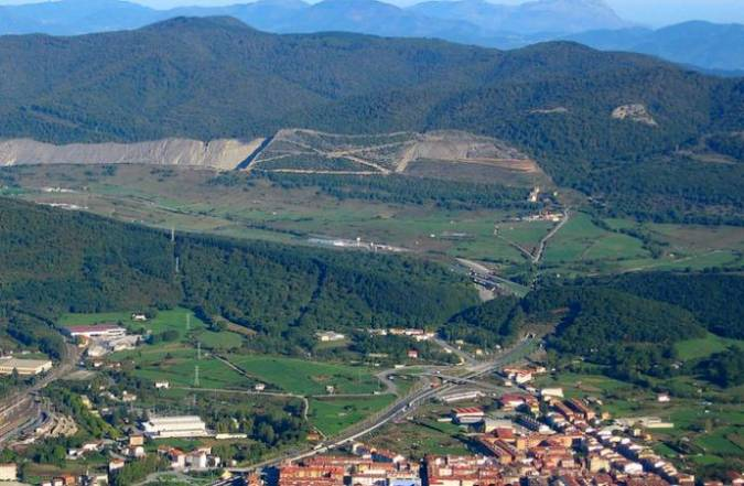 La muy ilustre villa de Alsasua, en Navarra