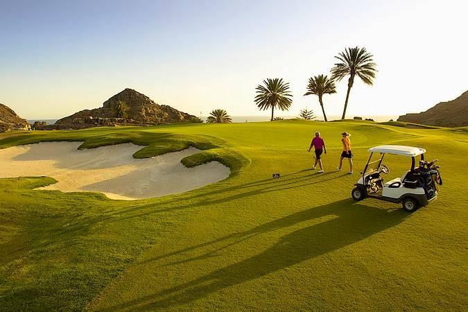 Anfi Tauro Golf, en Mogán, Gran Canaria