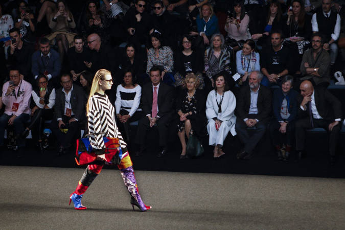 Aprovecha la Fashion Week Madrid 2019 para visitar la capital