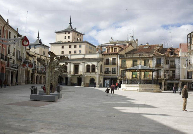 Aranda de Duero en Burgos: lugar de culto del turismo enológico
