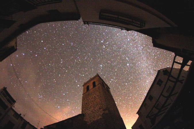Aras de los Olmos, uno de los quince mejores lugares del planeta para ver las estrellas