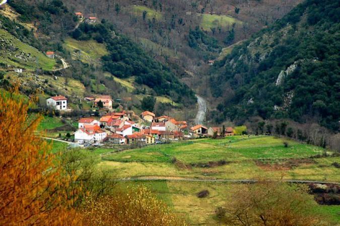 Arenas de Cabrales, en Asturias