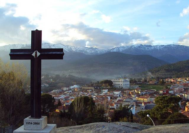 Arenas de San Pedro, en el Valle del Tiétar, Ávila