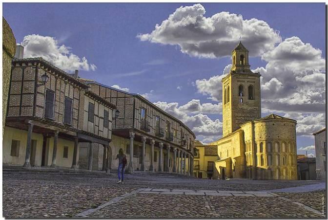 La villa medieval de Arévalo, en Ávila