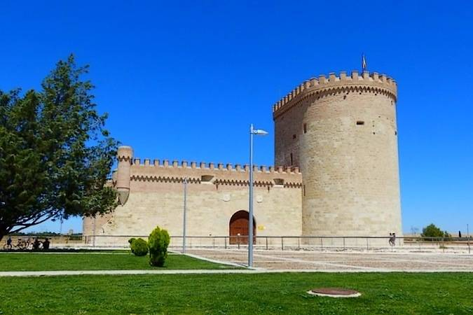 Castillo de Arévalo, en Ávila