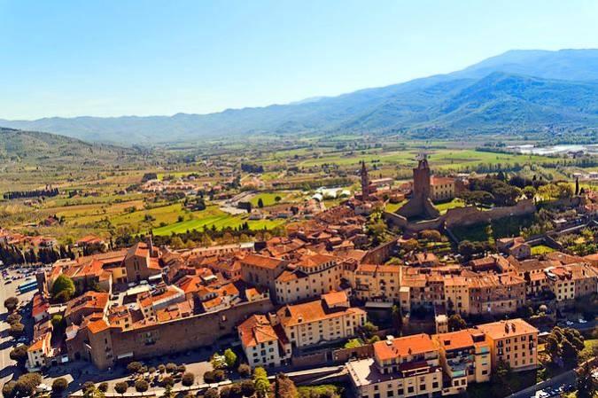 Arezzo: el irresistible encanto de la Toscana