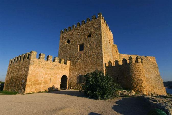 Castillo de Peñarroya, en Argamasilla de Alba