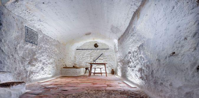 Cueva de Medrano, en Argamasilla de Alba
