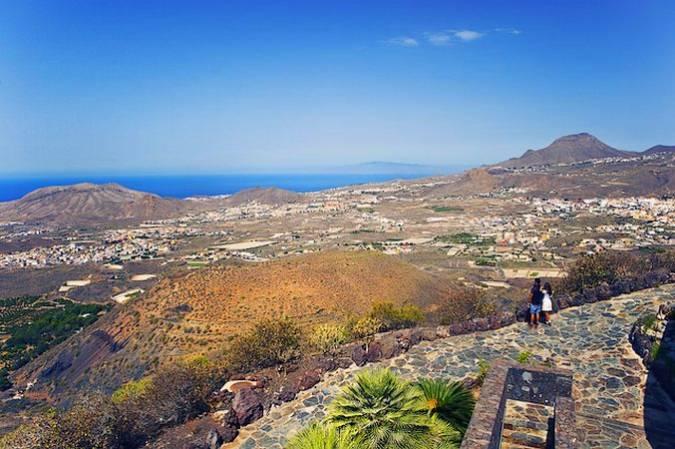 Vacaciones en Arona, en la isla de Tenerife