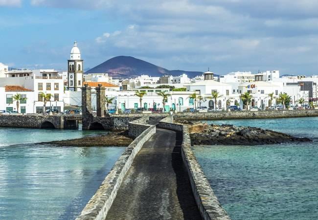 Descubre Arrecife, la capital de Lanzarote