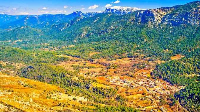 Arroyo Frío, el pueblo de Jaén líder en turismo rural