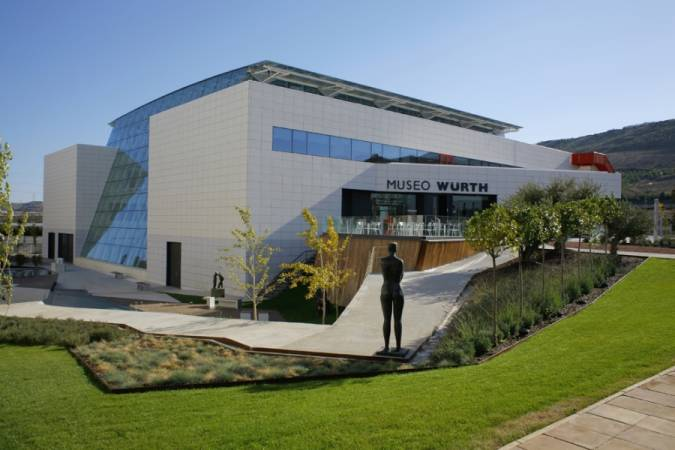 Arte Contemporáneo en La Rioja: Museo Würth