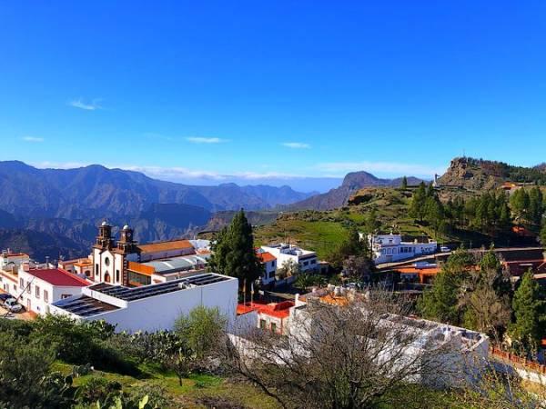Artenara, el pueblo con mejores vistas de Gran Canaria