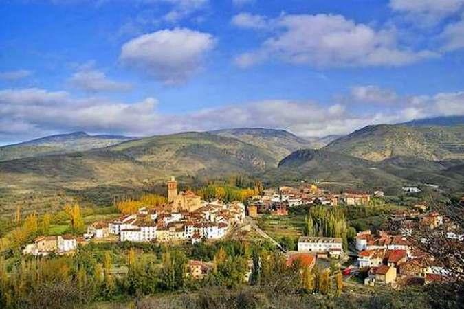 Los estrellados cielos de Arcos de las Salinas, en Teruel