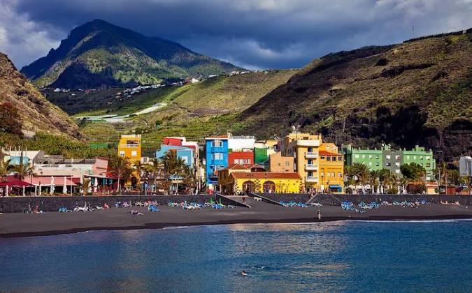 Escapada a Tazacorte, en La Palma