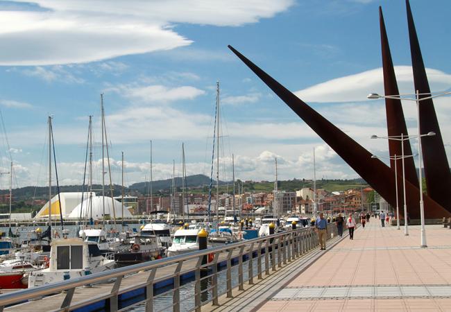 Avilés, toda una sorpresa en el paraíso de Asturias